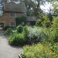 большой пряный сад