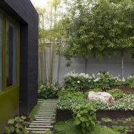 оформление малого сада