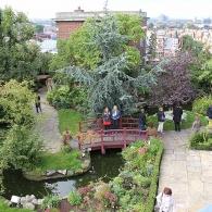 Derry & Toms Roof Garden