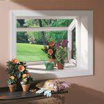окно в сад_фото