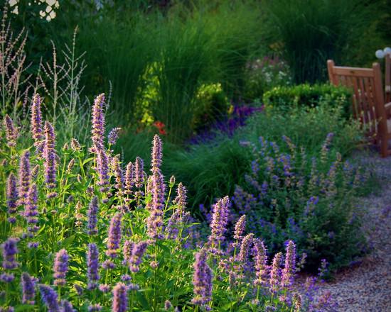 Готовые цветочные композиции для сада